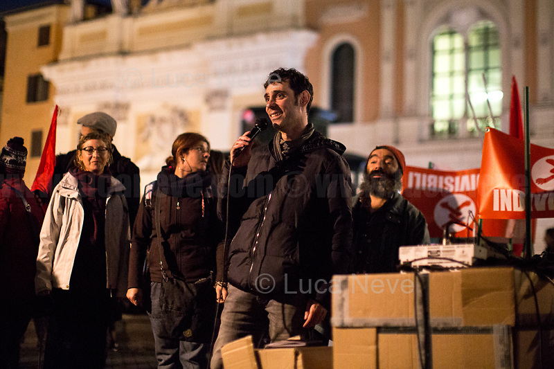 Alberto, Trade Unionist.<br />