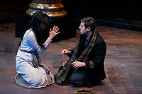 Hamlet by William Shakespeare presented by Repertory Theater of St. Louis on Oct 10, 2017.