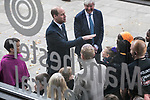 © Joel Goodman - 07973 332324. 06/12/2017 . Manchester , UK . The Duke And Duchess Of Cambridge, Prince William and Kate Middleton, attend the Children's Global Media Summit at the Manchester Central Convention Centre . Photo credit : Joel Goodman