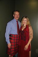 10-27-18 David Andrew MacDonald wearing tartan in play Charlie's Aunt