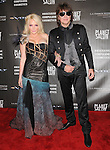 Richie Sambora and Nikki Lund at The WTB Spring 2011 Fashion Show Presented by Richie Sambora & Nikki Lund held at Sunset Gower Studios in Hollywood, California on October 17,2010                                                                               © 2010 Hollywood Press Agency