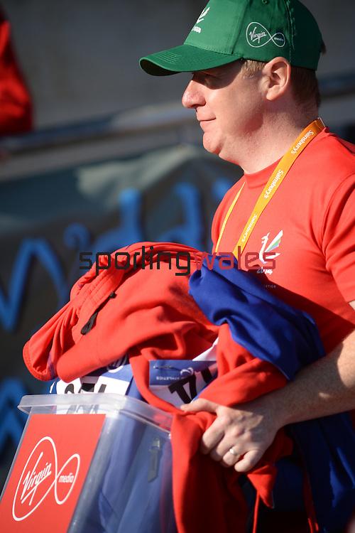 IPC European Athletics Championship 2014<br /> Swansea University<br /> <br /> 19.08.14<br /> Chris Vaughan-SPORTINGWALES
