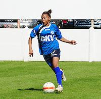 OHL Oud Heverlee Leuven - Evas Tienen: Karima Ouazza