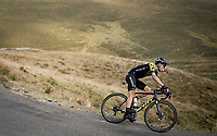 Daryl Impey (RSA/Mitchelton-Scott) coming down the Port de Balès (HC climb)<br /> <br /> Stage 8 from Cazères to Loudenvielle (141km)<br /> <br /> 107th Tour de France 2020 (2.UWT)<br /> (the 'postponed edition' held in september)<br /> <br /> ©kramon