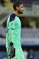 Gianluigi Donnarumma of Italy during the Uefa Nation League Group Stage A1 football match between Italy and Bosnia at Artemio Franchi Stadium in Firenze (Italy), September, 4, 2020. Photo Massimo Insabato / Insidefoto