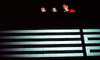 Ted Hansen, Trent Nelson, Jef Barber, 1987.  &#xA;<br />