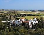 CYPRUS, monastery of Metamorphosis  between Nicosia and Larnaca | ZYPERN, Kloster Metamorphosis zwischen Larnaka und Nikosia