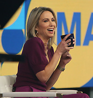 January 12, 2021. Amy Robach  at  Good Morning America in New York January 12, 2021 Credit:RW/MediaPunch