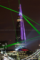 """05.07.2012 - The Inauguration of """"The Shard"""""""