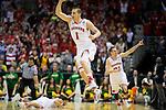2014 NCAA Tournament: Oregon vs Wisconsin