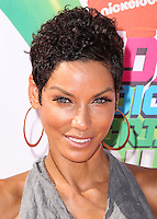 WESTWOOD, LOS ANGELES, CA, USA - JULY 17: Nicole Mitchell Murphy at the Nickelodeon Kids' Choice Sports Awards 2014 held at UCLA's Pauley Pavilion on July 17, 2014 in Westwood, Los Angeles, California, United States. (Photo by Xavier Collin/Celebrity Monitor)