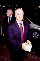 September 6, 1999, Montreal, Quebec, Canada<br /> File Photo of<br /> Film maker Percy Adlon attending the closing party of the World Film Festival on September 6, 1999  in Momntreal (Quebec, Canada).<br /> He was one of the Jury member of the Festival<br /> <br />  <br /> <br /> Mandatory Credit: Photo by Pierre Roussel- Images Distribution. (©) Copyright 1999 by Pierre Roussel <br /> ON SPEC<br /> NOTE : scan from 35mm neg.