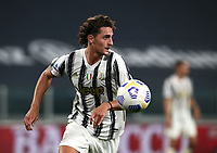Calcio, Serie A: Juventus - Sampdoria, Turin, Allianz Stadium, September 20, 2020.<br /> Juventus' Adrien Rabiot in action during the Italian Serie A football match between Juventus and Sampdoria at the Allianz stadium in Turin, September 20,, 2020.<br /> UPDATE IMAGES PRESS/Isabella Bonotto