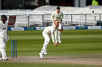 29th May 2021; Emirates Old Trafford, Manchester, Lancashire, England; County Championship Cricket, Lancashire versus Yorkshire, Day 3; Matt Parkinson of Lancashire