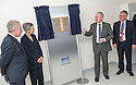 Scottish Health Secretary Alex Neil (2nd right) officially opens the new Scottish Clinical Simulation Centre. Based at Forth Valley Royal Hospital, the centre allows NHS staff and students from across the country to improve their skills by practicing on life-like hi-tech mannequins in simulated operating theatres.