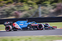 8th October 2021; Formula 1 Turkish Grand Prix 2021 free practise at the Istanbul Park Circuit, Istanbul; ALONSO Fernando spa, Alpine F1 A521