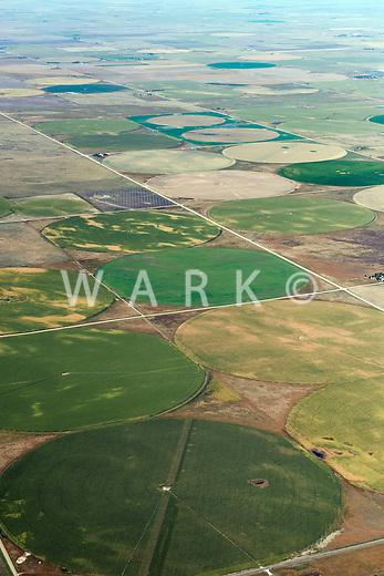 Yuma, Colorado crop circles