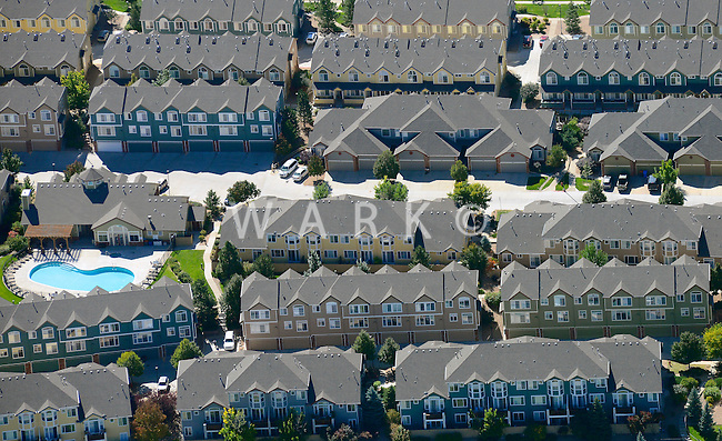 Housing.  Broomfield, Colorado.  Sept 2013