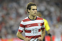 U.S midfielder Grahm Zusi..USMNT defeated Guatemala 3-1 in World Cup qualifying play at LIVESTRONG Sporting Park, Kansas City, KS.