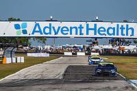 #61: Road Shagger Racing Audi RS3 LMS DSG, TCR: Gavin Ernstone, Jon Morley