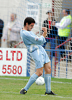 Grays Athletic vs Welling United - Nationwide Conference South at New Rec - 09/10/04 - MANDATORY CREDIT: Gavin Ellis/TGSPHOTO