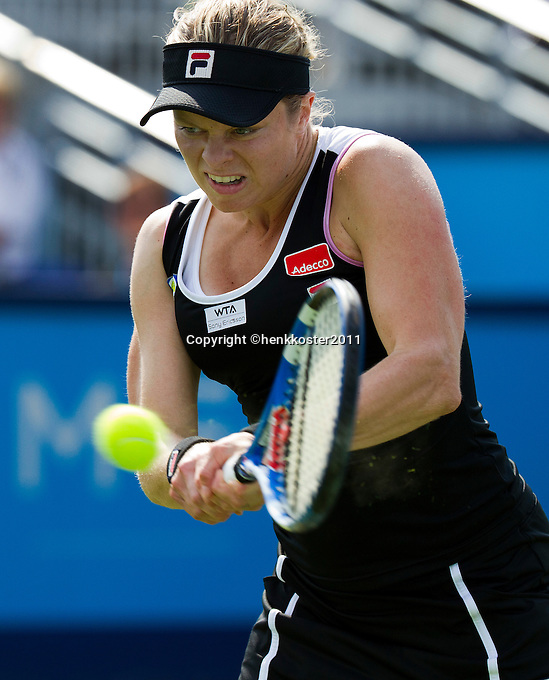 14-06-11, Tennis, Rosmalen, Unicef Open, Kim Clijsters