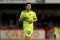 Ruel Sotiriou of Leyton Orient during Crawley Town vs Leyton Orient, Papa John's Trophy Football at The People's Pension Stadium on 5th October 2021