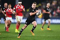3rd July 2021, Auckland, New Zealand;  Brad Weber. New Zealand All Blacks versus Tonga, Steinlager Series, international rugby union test match. Mt Smart Stadium, Auckland. New Zealand.