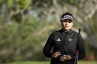 STANFORD, CA - APRIL 23: Camille Boyd at Stanford Golf Course on April 23, 2021 in Stanford, California.