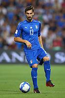 Fifa World Cup Russia 2018 Group G qualifier<br />Italy v Israel - 05/09/2017<br />Mapei Stadium in Reggio Emilia, ITALY<br />Davide Astori of Italy <br />Photo Matteo Ciambelli  *** Local Caption *** © pixathlon<br /> Contact: +49-40-22 63 02 60 , info@pixathlon.de