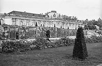 Potsdam, palazzo di Sanssouci --- Potsdam, Sanssouci palace