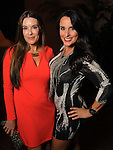Heather Foelsing and Stacy Artall at day three of  Fashion Houston 5 at the Wortham Theater Thursday Nov. 20, 2014.(Dave Rossman photo)