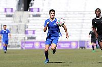 Orlando, Florida - Wednesday January 17, 2018: Joao Moutinho. Match Day 3 of the 2018 adidas MLS Player Combine was held Orlando City Stadium.
