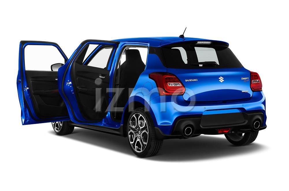 Car images of 2020 Suzuki Swift-Sport Hybrid 5 Door Hatchback Doors