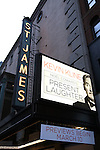'Present Laughter' starring Kevin Kline - Theatre Marquee