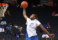 Michael Gilchrist handles the ball during the 2009 NBPA Top 100 Basketball Camp held Friday June 17- 20, 2009 in Charlottesville, VA. Photo/ Andrew Shurtleff