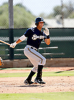 Chris Dennis / Milwaukee Brewers 2008 Instructional League..Photo by:  Bill Mitchell/Four Seam Images