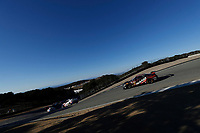 IMSA Continental Tire SportsCar Challenge<br /> Mazda Raceway Laguna Seca 240<br /> Mazda Raceway Laguna Seca<br /> Monterey, CA USA<br /> Saturday 23 September 2017<br /> 59, Ford, Ford Mustang, GS, Dean Martin, Jack Roush Jr, Nate Stacy<br /> World Copyright: Michael L. Levitt<br /> LAT Images
