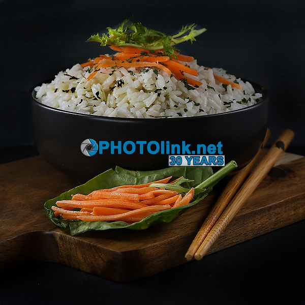 Bowl of Rice<br /> Photo By Adam Scull/PHOTOlink.net