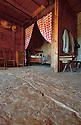 10/02/98 - CAUSSE MEJEAN - LOZERE - FRANCE - Ferme de HYELZAS - Photo Jerome CHABANNE