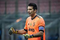 inter-juventus - Milano 2 febbraio 2021 - semifinale coppa italia - nella foto: buffon
