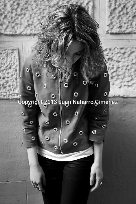 MADRID, SPAIN - MARCH 13:   Spanish actress Maria Valverde poses in a portrait session on March 13, 2013 in Madrid, Spain.  (Photo by Juan Naharro Gimenez)