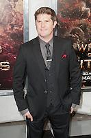 """Jonathan Liebesman..Anteprima di """"La Furia dei Titani"""".. """"Wrath of the Titans""""..AMC Lincoln Square Theater..26/03/2012, New York..Foto Insidefoto / Marco Sagliocco....Only Italy"""