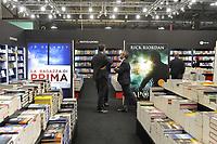 """-  Milano, prima edizione del salone dell'editoria """"Tempo di Libri""""<br /> <br /> - Milan,  first edition of  publishing fair """"Tempo di Libri"""""""