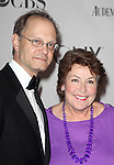 David Hyde Pierce & Helen Reddy<br /> attending The 65th Annual Tony Awards in New York City.