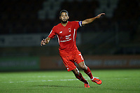 Jobi McAnuff of Leyton Orient during Leyton Orient vs Plymouth Argyle, Caraboa Cup Football at The Breyer Group Stadium on 15th September 2020