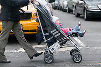 Baby Strollers Get Number Plates