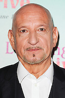 """Sir Ben Kingsley<br /> arrives for the """"Learning to Drive"""" Gala screening at the Curzon Mayfair, London.<br /> <br /> <br /> ©Ash Knotek  D3126  02/06/2016"""