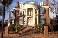 AJ1587, Charleston, South Carolina, Historic brick house in Charleston, South Carolina.