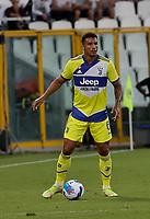 22nd September 2021; Picco Stadium, La Spezia, Italy; Serie A football, Spezia FC versus Juventus  FC: Arthur of Juventus